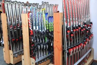 esquí adulto y junior