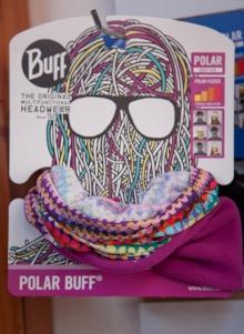 Lo mejor del diseño Buff con polar para los días fríos de viento, nieve y lluvia $19.500