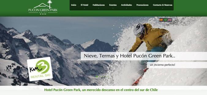 green park banner web